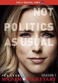 Cover image for Madam Secretary.