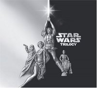 Cover image for Star wars trilogy