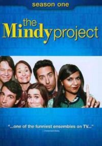 Cover image for The Mindy project.
