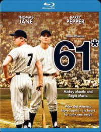 Cover image for list titled 'Baseball Movies'