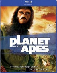 Cover image for Planet of the apes 1968