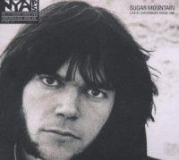 Cover image for Sugar mountain : live at Canterbury House, 1968