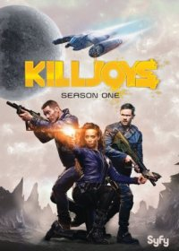 Cover image for Killjoys.