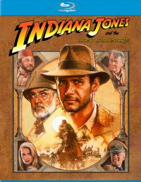 Cover image for Indiana Jones and the last crusade