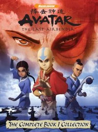 Cover image for Avatar, the last airbender. : Jiang shi shen tong