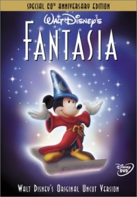 Cover image for Fantasia 1940