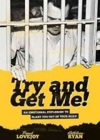 Cover image for Try and get me