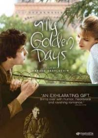 Cover image for My golden days