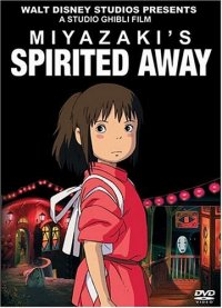Cover image for Spirited away