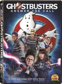 Cover image for Ghostbusters 2016