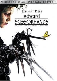 Cover image for Edward Scissorhands