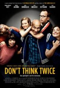 Cover image for Don't think twice