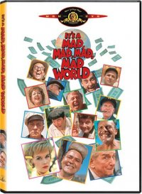 Cover image for It's a mad, mad, mad, mad world