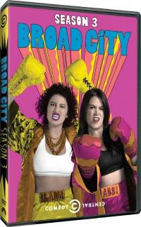 Cover image for Broad City.
