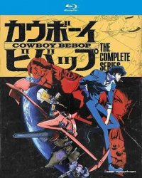 Cover image for Cowboy Bebop : : the complete series