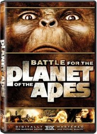 Cover image for Battle for the planet of the apes