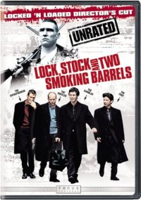 Cover image for Lock, stock and two smoking barrels
