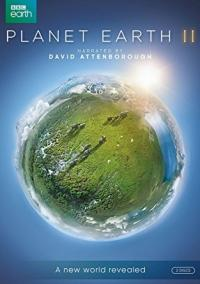 Cover image for Planet Earth II