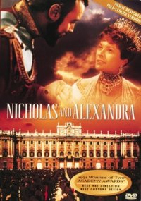Cover image for Nicholas and Alexandra 1971