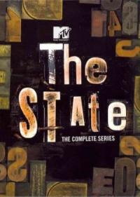 Cover image for The state.