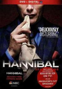 Cover image for Hannibal.