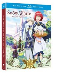 Cover image for Snow White with the red hair.