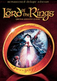 Cover image for The lord of the rings 1978 : original animated classic