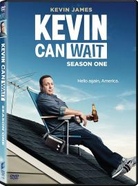 Cover image for Kevin can wait.