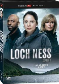 Cover image for Loch Ness.