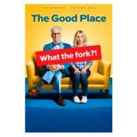 Cover image for The good place.