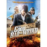 Cover image for The Good the bad the weird
