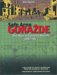 Cover image for Safe area Goražde