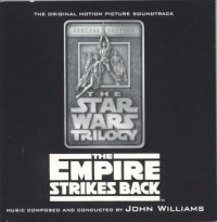 Cover image for The Empire strikes back