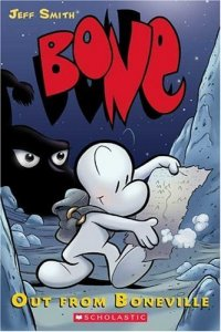 Cover image for Bone.