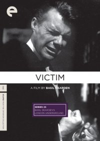 Cover image for Victim