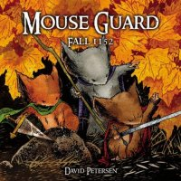 Cover image for Mouse Guard : : fall 1152