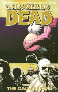 Cover image for The walking dead.