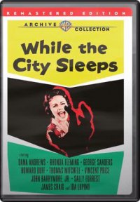 Cover image for While the city sleeps