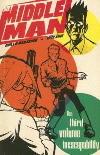 Cover image for The Middleman.
