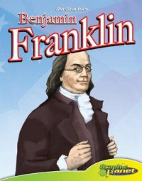 Cover image for list titled 'Ben Franklin in Fiction '