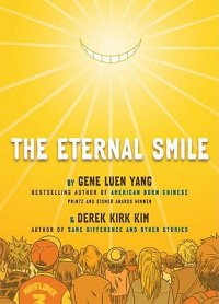 Cover image for The eternal smile : : three stories