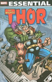 Cover image for Essential Thor.