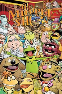 Cover image for The Muppet Show comic book