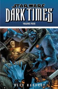Cover image for Star wars Dark times.