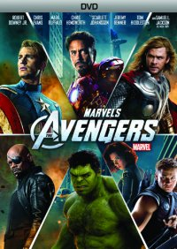 Cover image for The Avengers 2012