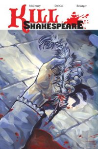Cover image for Kill Shakespeare.