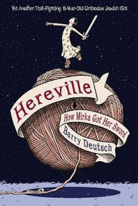 Cover image for Hereville : : how Mirka got her sword