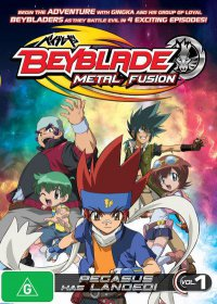 Beyblade metal fusion. | Ann Arbor District Library