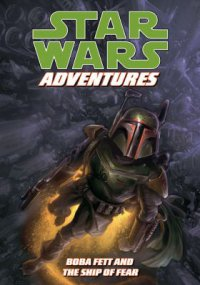 Cover image for Star Wars adventures.