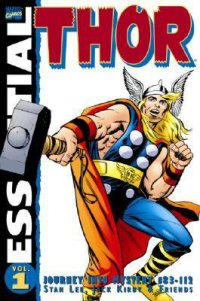 Cover image for Essential The mighty Thor.